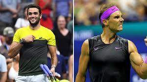 Berrettini Nadal diretta LIVE | Risultato | Semifinale Us Open 2019