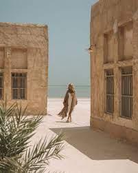 fishing village in Al Wakrah ...
