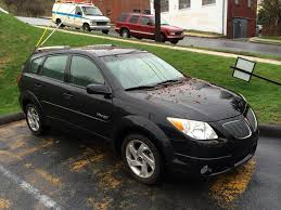 2005 Pontiac Vibe – pictures, information and specs - Auto ...