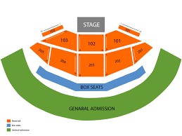 Gorge Amphitheater Seating Chart Gorge Amphitheatre Seating Chart Cheap Tickets Asap