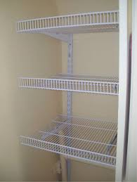 Rubbermaid Closet Shelving Localizethisorg How To Set up wire