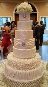 Elegant Fancy Wedding Cake Designs Elegant White Cake At Chateau Polonez Houston In 2019