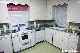 1970S Kitchen Remodel Minimalist Property Simple Design Inspiration