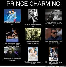 PRINCE CHARMING... - Meme Generator What i do via Relatably.com