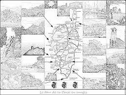 Coloriage Grand Tour De Corse Imprimer Pour Les Enfants Dessin