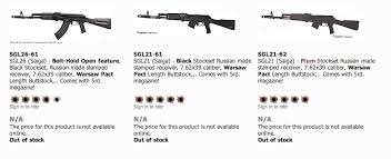 Aks Stock Quote Simple AK48 AK48 Buying Panic Begins The Truth About Guns