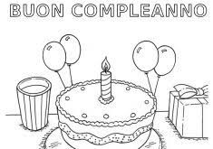 Biglietti Auguri Di Buon Compleanno Da Stampare Gratis Lacurt