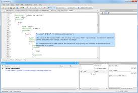 JSON schema specification available in editor | XML Tribune