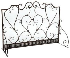 iron fireplace screens dallas tx