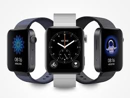 <b>Xiaomi Mi Watch</b> launched with WearOS & a very large Battery ...