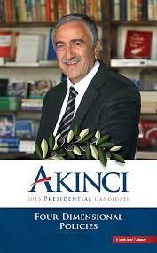 Mustafa Akıncı web sitesine İngilizce seçeneği eklendi - KKTC Cumhurbaşkanı Mustafa  Akıncı Kişisel Web Sayfası