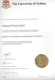 Medical Degrees University Of Sydney Medical Degree