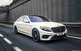 Mercedes-Benz S-class cars desktop ...