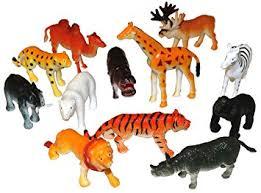 plastic zoo animals toys. Contemporary Plastic Set Of Mini Safari Toy Animals Small Zoo Animal Figures 12 On Plastic Toys S