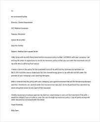 Letters Of Appeal Medical Appeal Letters Alid Info