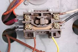 contactor wiring diagram ac unit wiring diagram rheem ac wiring diagram diagrams underfloor heating contactor