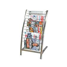 Cardboard Magazine Holder Office Magazine Holders Stands Brochure Holders Wall Mounted 73