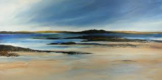 Contemporary art by artist Dorothy Bruce on view at 25th Anniversary Summer  Exhibition, Gallery Heinzel, Aberdeen