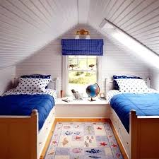 Attractive Small Upstairs Loft Decorating Ideas Decorating Ideas For Kids Room With  Pitched Roof