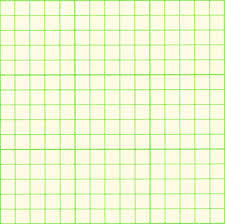 Graph Paer Artisinal Graph Paper Green 5 Squares Inch