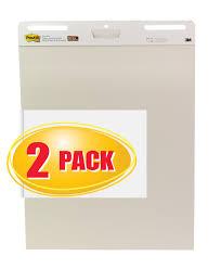 41 00 Post It 559 Easel Pads 3m Pack 2 Flipchart Paper
