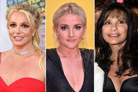 Britney Spears' mom slams fans ...