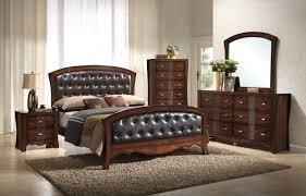 Queen Bedroom Suit Sale 6 Piece Leather Tufted Wood Queen Bedroom Suit Twice