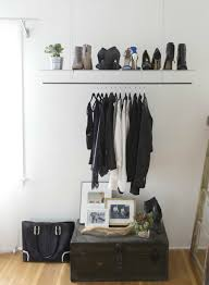 Open Closets Small Spaces Open Closet Ideas For Small Spaces