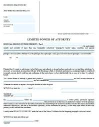 Medical Free Power Of Attorney Template Form Texas To Print – Peero Idea