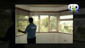 FITTING VENETIAN BLINDS IN A BAY WINDOW  YouTube  YouTubeRoller Blinds Bay Window