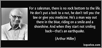Death Of A Salesman Quotes 41 Best Quotes About Salesman 24 Quotes