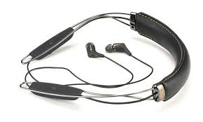 klipsch bluetooth headphones. klipsch r6 bluetooth headphones with leather neckband (refurbished): in-ear .