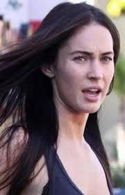 what do you think about megan fox without makeup