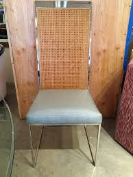 full size of chair astonishing mid century modern milo baughman new fabric chrome and cane for