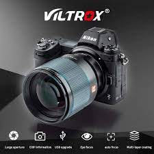 The new Viltrox 85mm f/1.8 Z full-frame autofocus mirrorless lens for Nikon  Z-mount is now available - Photo Rumors
