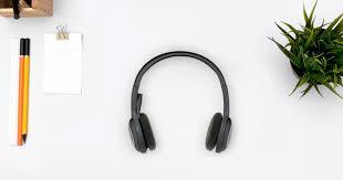 <b>Logitech H600</b> Wireless <b>Headset</b> with Noise-Cancelling Mic