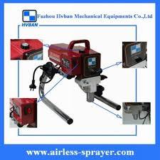 airless paint sprayer machine same as titan 440i 1