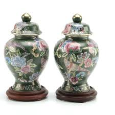 Decorative Jars And Vases Decorative Jars And Vases Decorative Chinese Ginger Jar Style 40