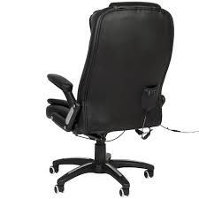BCP Executive Ergonomic Heated Vibrating Computer Office Massage ...