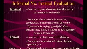 Formal Assessment Difference Between Formal And Informal Assessment YouTube 14