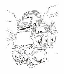 Cars Da Colorare Per Bambini Az Colorare