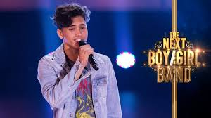 Luca Gilliot zit in boyband 4U van The Next Boy/Girl Band - Sterren op TV