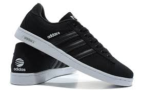adidas shoes 2016 for men black. adidas originals campus neo canvas casual shoes mens black white budget in store larger image 2016 for men