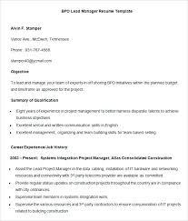 Standard Format For Resume Resume Format Standard Resume In Ms Word Format How To Format Resume