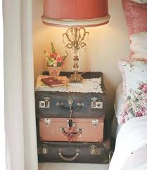 making industrial furniture. Diy Vintage Furniture Shabby Yourself Making Bedside Table From Old Suitcases Look Industrial T