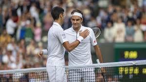 """Wimbledon: Roger Federer gratuliert Novak Djokovic zum Grand-Slam-Rekord -  """"Wundervolle Leistung"""" - Eurosport"""