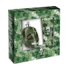 Police <b>To Be Camouflage</b> Eau De Toilette - Buy Online in Suriname ...