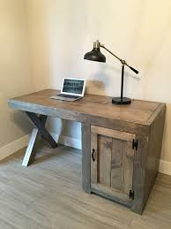 custom office desks. Custom Office Desk Designs. X Legs, Cupboard. #rusticmeadows Designs Desks C