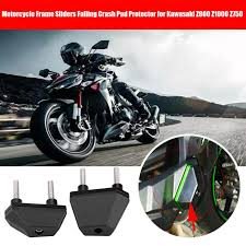 motorcycle frame slider falling protection motor cnc aluminum alloy plastic crash protector for benelli tnt899 tnt 899 tnt