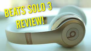 beats solo 3 wireless an honest review